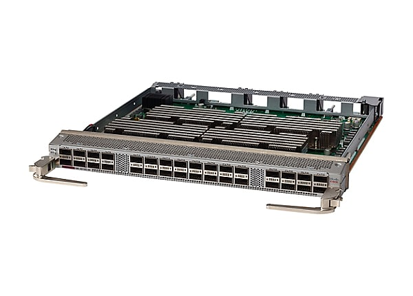 Cisco Nexus X9732C-EX - expansion module