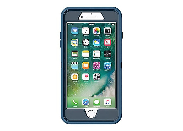 OtterBox Defender Series Apple iPhone 7 Plus - protective case for cell pho