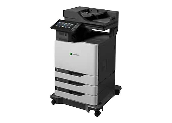 Lexmark CX825dtfe - multifunction printer - color