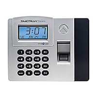 Pyramid TimeTrax Elite Bio - time clock system