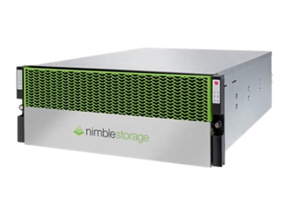 Nimble Storage Adaptive Flash CS-Series CS7000 - hard drive array