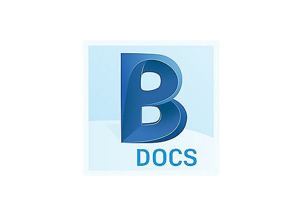 Autodesk BIM 360 Docs Add-on - New Subscription (annual) - 25 packs