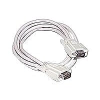 C2G 15ft Economy HD15 M/M SVGA Monitor Cable