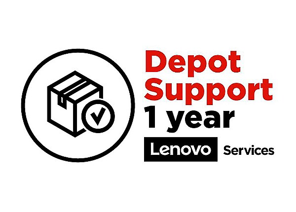 Lenovo Depot - extended service agreement - 1 year - School Year Term