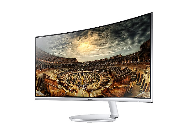 "Samsung CF791 34"" Curved Widescreen Monitor, Factory Recertified"