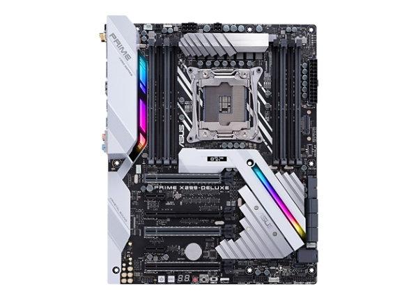 ASUS PRIME X299-DELUXE - motherboard - ATX - LGA2066 Socket - X299