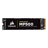 CORSAIR Force Series MP500 - solid state drive - 120 GB - PCI Express 3.0 x