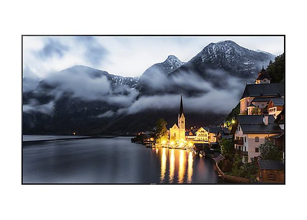 "Sony FWD-55X900E BRAVIA Professional Displays - 55"" Class (54.6"" viewable)"