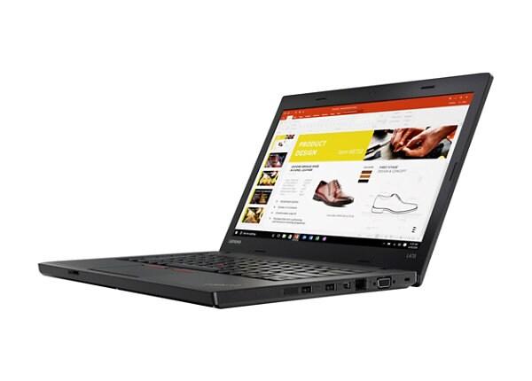 """Lenovo ThinkPad L470 - 14"""" - Core i5 6200U - 8 GB RAM - 256 GB SSD"""