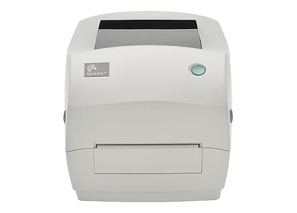 Zebra G-Series GC420t - label printer - monochrome - direct thermal / therm