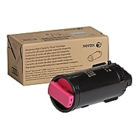 Xerox VersaLink C500 - High Capacity - magenta - original - toner cartridge
