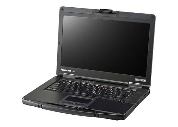 "Panasonic Toughbook 54 Prime - 14"" - Core i5 6300U - 4 GB RAM - 500 GB HDD"