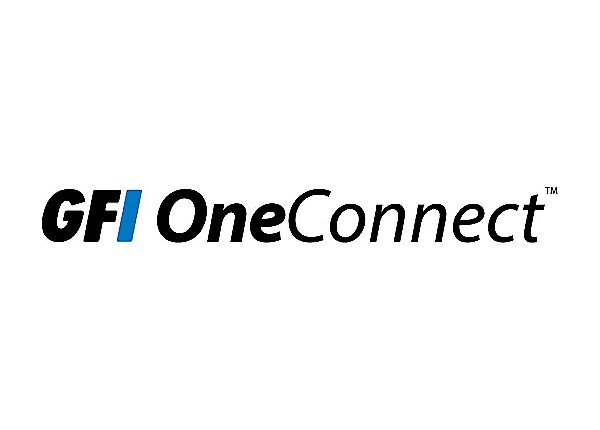 GFI OneConnect Premium Package - subscription license (2 years) - 1 unit