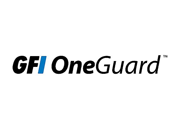GFI OneGuard Plus Package - subscription license (3 years) - 1 additional u