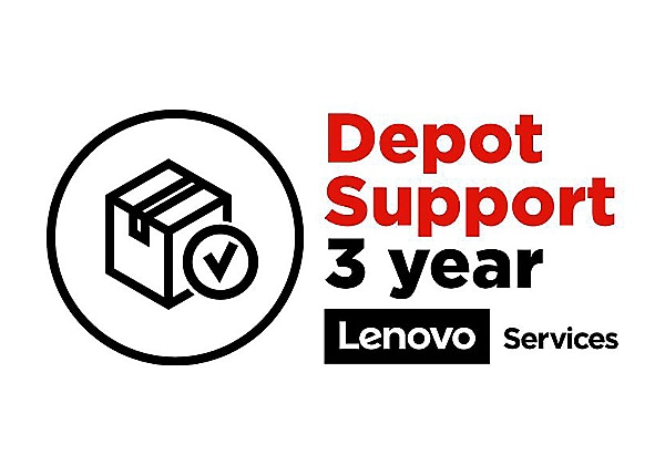 Lenovo Depot Repair - extended service agreement - 3 years - School Year Te
