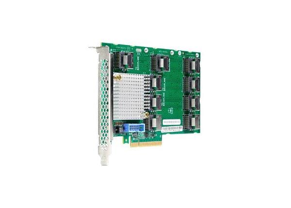 HPE - storage SAS bus extender - SAS 12Gb/s
