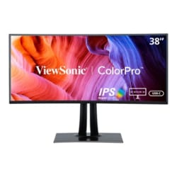 ViewSonic ColorPro VP3881 - LED monitor - curved - 38""