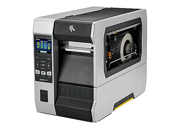 Zebra ZT610 - label printer - monochrome - direct thermal / thermal transfe