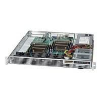 Supermicro SC514 505 - rack-mountable - 1U - extended ATX