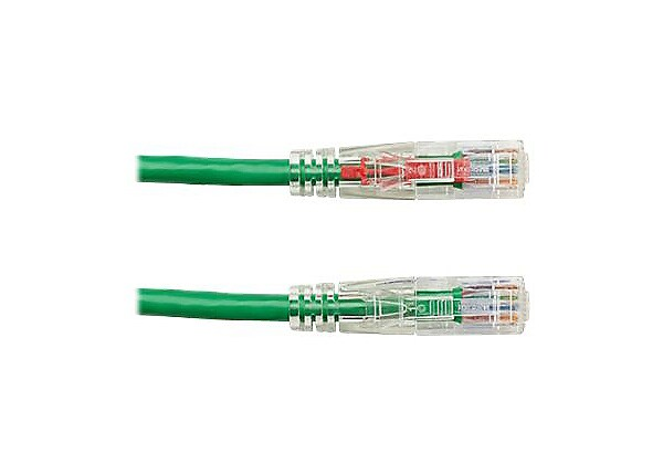 Black Box GigaTrue 3 patch cable - 3 ft - green