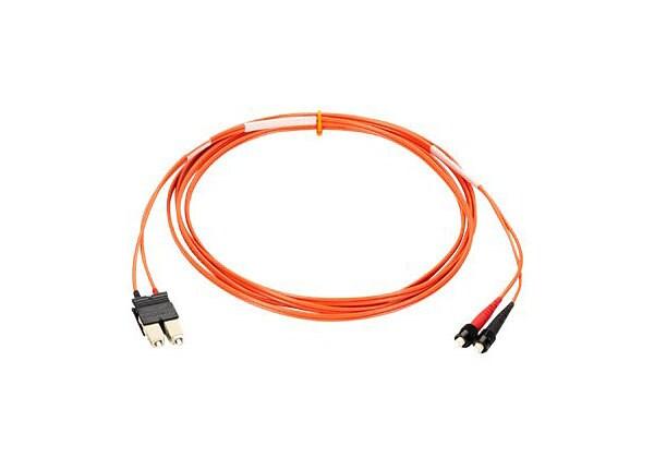 Black Box patch cable - 10 m - orange