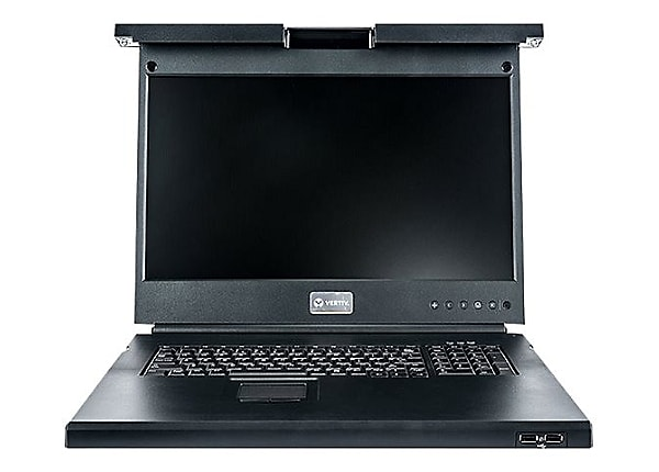 Avocent Local Rack Access - KVM console - 19""