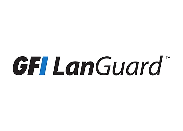 GFI LANguard - version upgrade subscription license (1 year) - 1 node