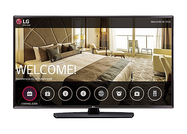 """LG 55LV570H LV570H Series - 55"""" Class (54.6"""" viewable) - Pro:Centric with I"""