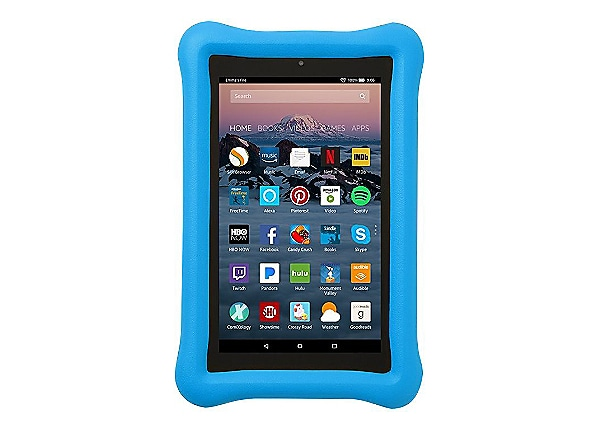 Amazon Kid-Proof Case for Amazon Fire 7 - Blue