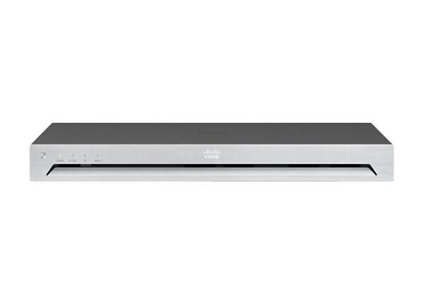 Cisco TelePresence System SX80 Codec - appareil de vidéoconférence