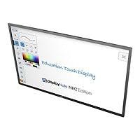 NEC Mobile Interactive White Board Cart