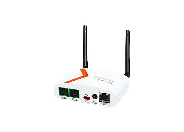 Lantronix SGX 5150 IoT Device Gateway - wireless router - 802.11a/b/g/n/ac