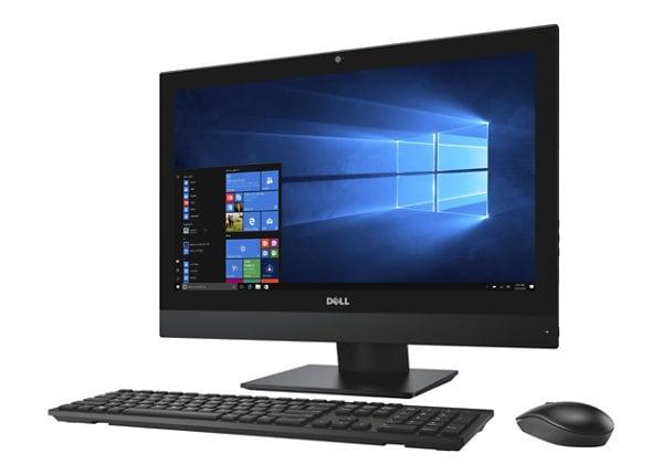 Dell OptiPlex 5250 - all-in-one - Core i5 7500 3.4 GHz - 4 GB - 500 GB - LE