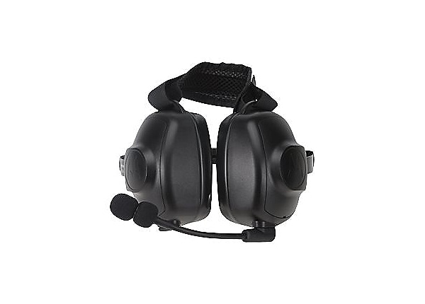 Motorola Heavy-Duty PMLN6852 - headset
