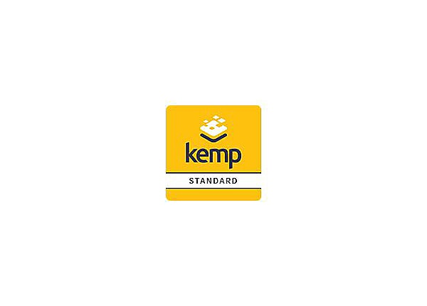 KEMP Standard Subscription - extended service agreement - 1 year - carry-in