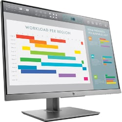 "HP EliteDisplay E243i - LED monitor - 24"" - Smart Buy"
