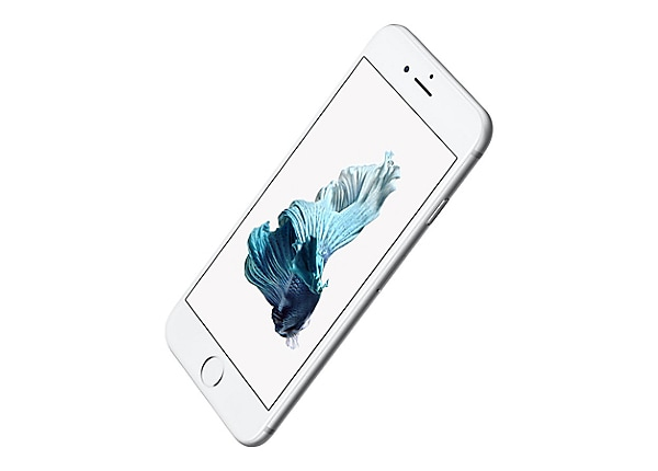 Apple iPhone 6s - silver - 4G - 32 GB - CDMA / GSM - smartphone