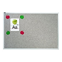 Quartet Vinyl Tack bulletin board