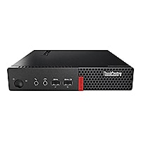Lenovo ThinkCentre M710q - tiny - Core i5 7500T 2.7 GHz - 8 GB - 256 GB - C