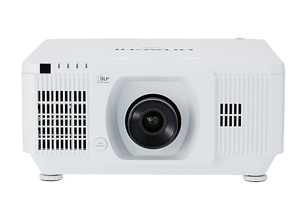 Hitachi LP-WU6600 - DLP projector - 3D - LAN