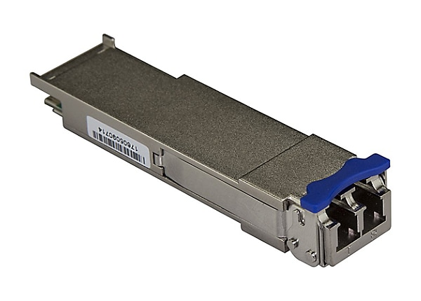 StarTech.com MSA Uncoded QSFP+ - 40GbE SMF Transceiver Module - 10km DDM