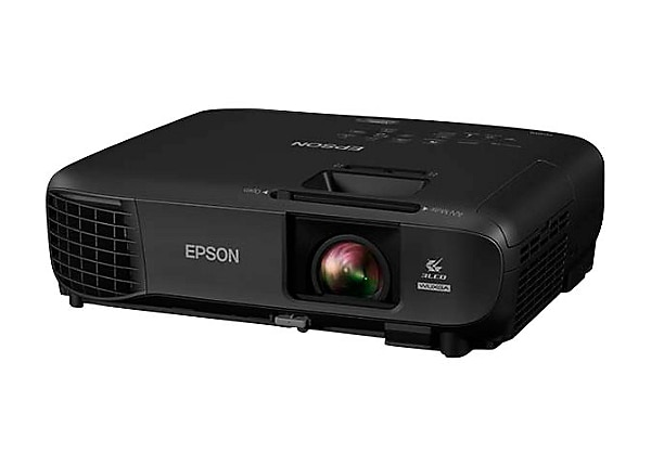 Epson PowerLite 1286 - 3LCD projector - portable - 802.11n wireless / Mirac