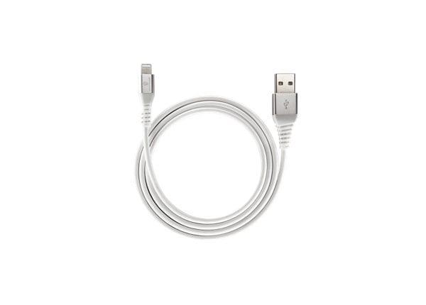 Anywhere Cart AC-3-MFI - Lightning cable - Lightning / USB - Lightning to U