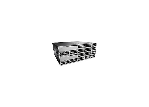 Cisco Catalyst 3850-48PW-S - switch - 48 ports - managed - rack-mountable -