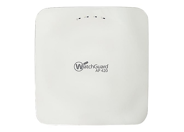 WatchGuard AP420 - wireless access point - Competitive Trade In - with 3 ye