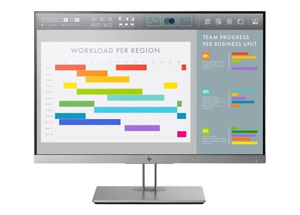 "HP EliteDisplay E243i - LED monitor - 24"" - Smart Buy"