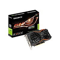 Gigabyte GeForce GTX 1050 G1 Gaming 2G - OC Edition - graphics card - NVIDI