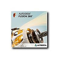 Autodesk Fusion 360 - New Subscription (annual) - 1 seat