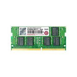 Transcend - DDR4 - module - 8 GB - SO-DIMM 260-pin - unbuffered