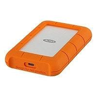 LaCie Rugged USB-C - hard drive - 4 TB - USB 3.1 Gen 1